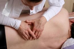 Приемы остеопатии