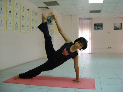 Йога при грыже позвоночника