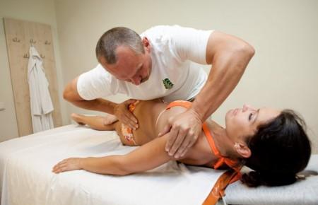 Мануальная терапия