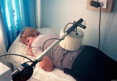 Физиотерапия при радикулите