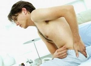 Радикулит - защемление нервов