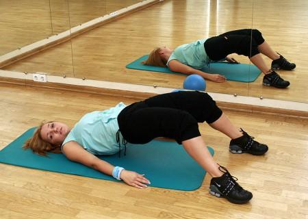 Упражнения при грыже поясничного отдела