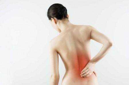 Боль в спине у женщин