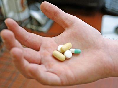 Таблетки от боли в спине