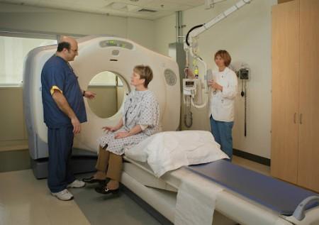 МРТ при болях в спине слева