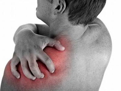 Боль в левом плече