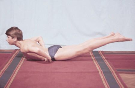 Лечебная гимнастика при лордозе