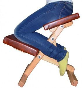 Отличия корректирующего стула