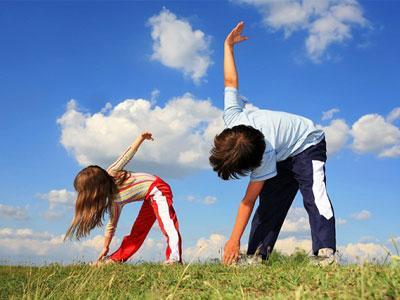 Детские упражнения