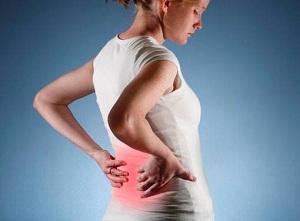 Симптомы ущемление нерва