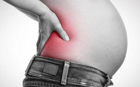 Боли выше поясницы при беременности