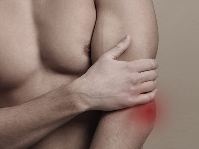 Боль в руке от локтя до плеча