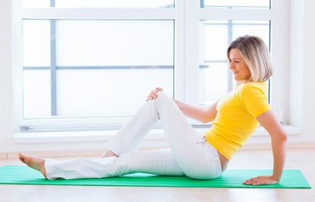 Гимнастика при остеоартрозе стопы