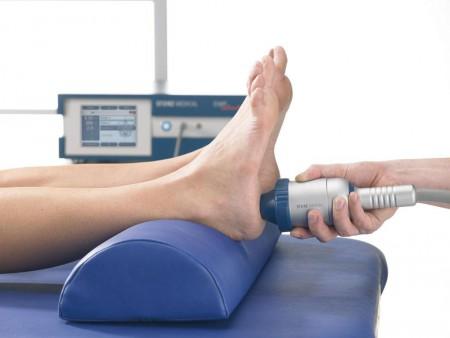 Физиотерапия при остеоартрозе стопы