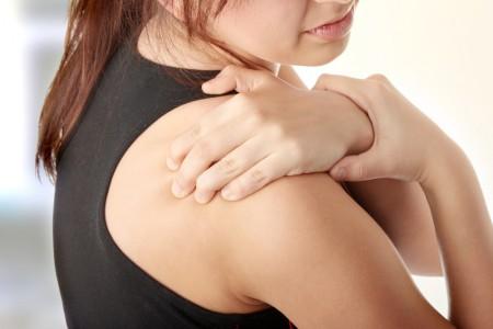 Тянущая боль в плече
