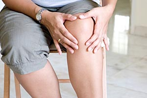 Признаки Периартроза коленного сустава