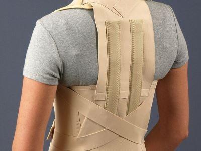 Корсет при переломе грудного отдела