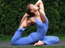 Йога на грудной отдел позвоночника