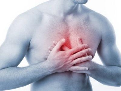 Ушиб грудной клетки