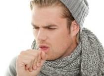 Прогревание грудной клетки при кашле